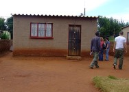 This is similar to my first accommodation in South Africa.